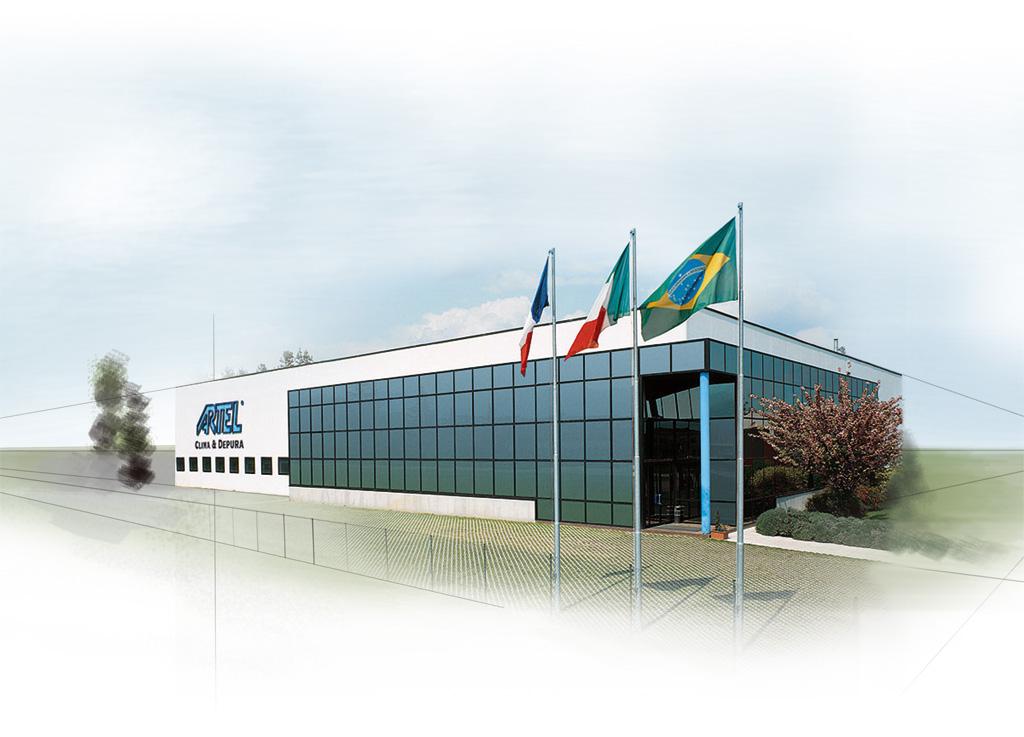 ARTEL - azienda produttrice stufe a pellet